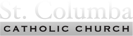 St. Columba Catholic Church logo