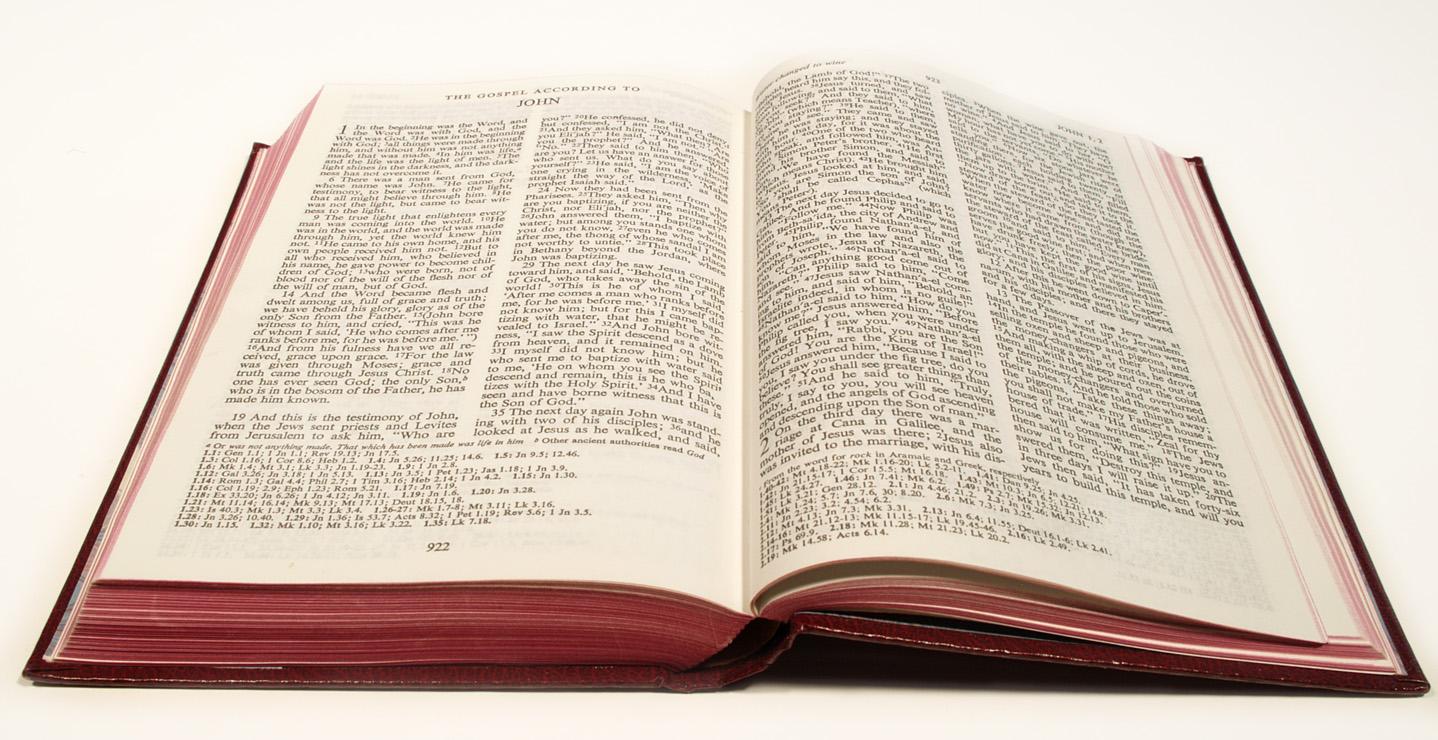 Bible Sharing